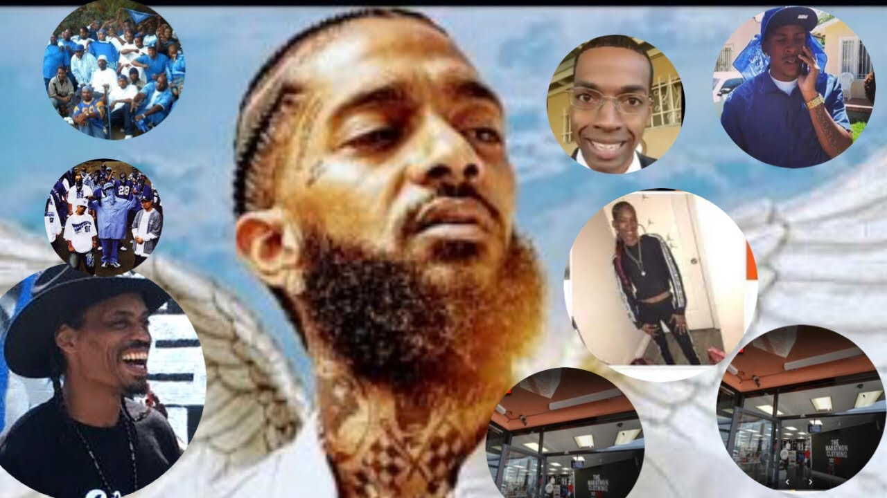 Which OG crip work with the LAPD, cowboy, Rizza Islam, Eric Holder to take down Nipsey Hussle ????