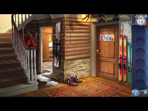 Adventure Escape Murder Inn level 2.