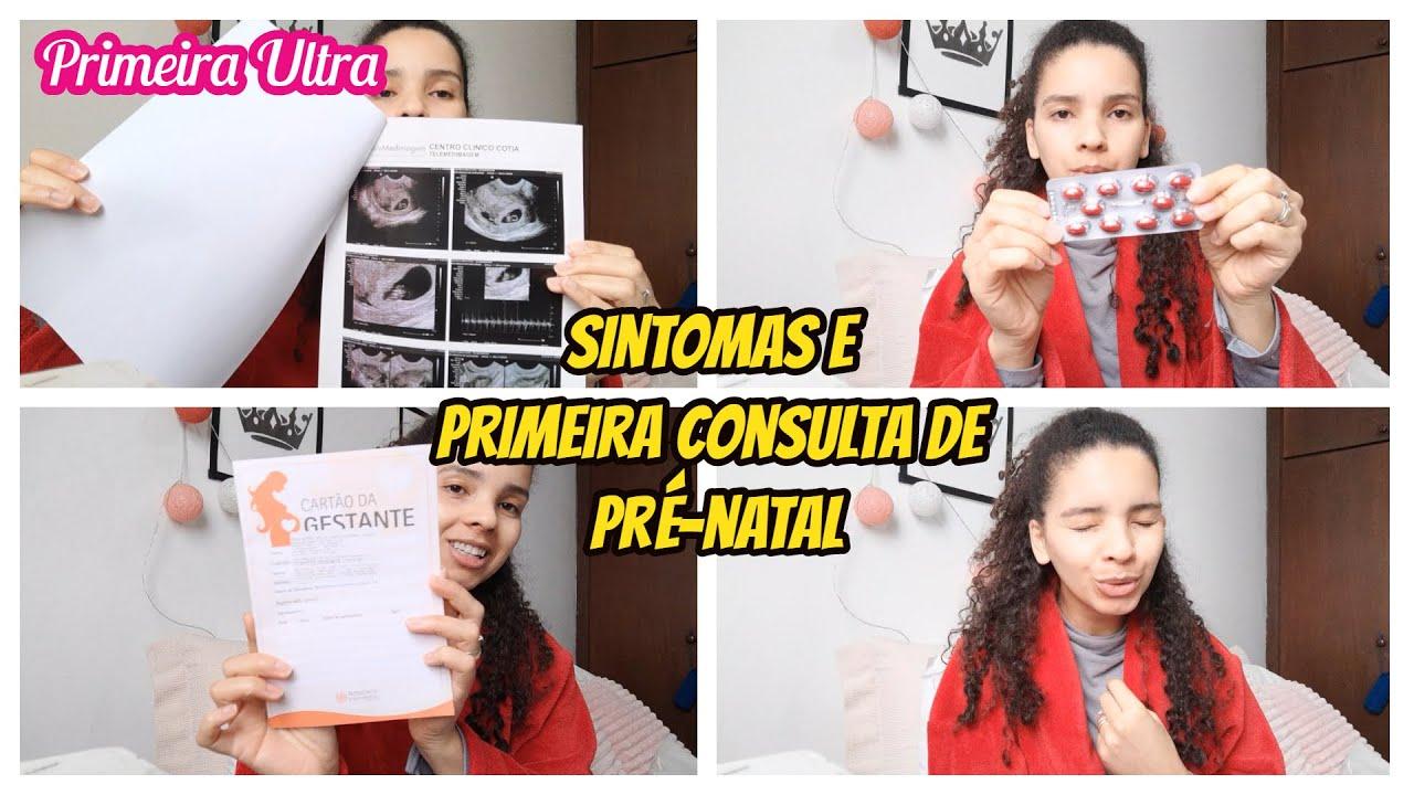 Diário de Gravidez - Terceira Gestação - Sintomas e Primeira Ultrassom