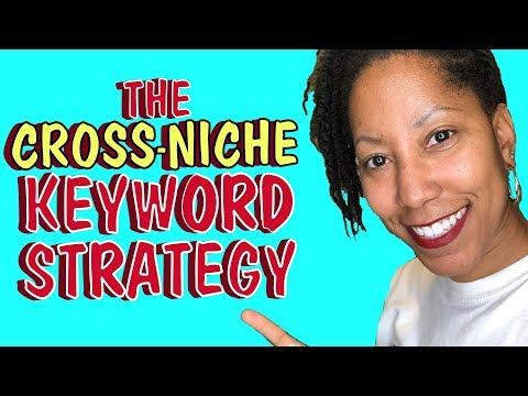 How to Get More Organic T-Shirt Sales - The Cross Niche Keyword Strategy
