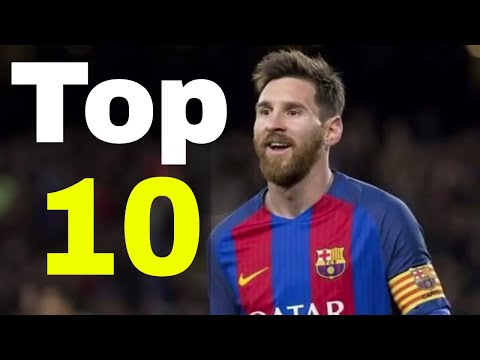 Top 10 Highest Paid Footballers In Spain 2018 (UPDATED)| Salaries of Soccer Players