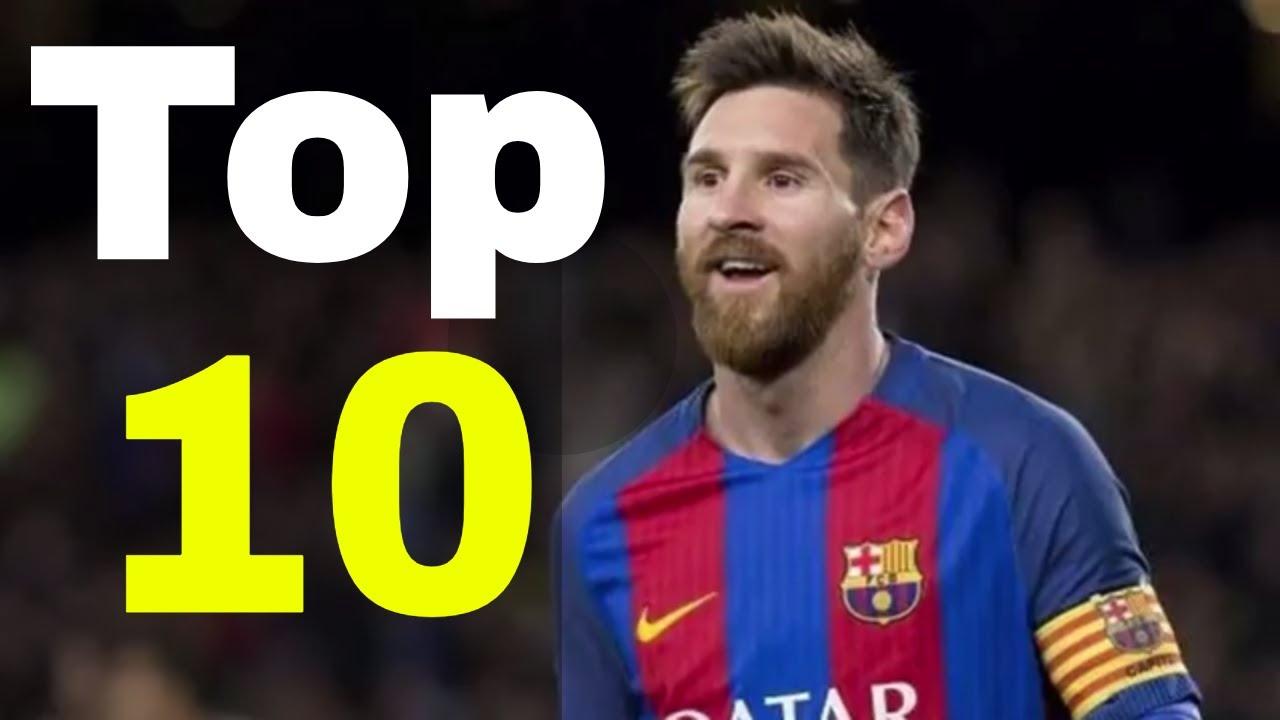 მსოფლიოს 10 ყველაზე მაღალანაზღაურებადი ფეხბურთელი (ვიდეო)