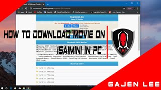 How to Download Movie on isaimini -- Tamil (PC)|Gajen Lee