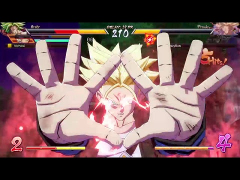 Dragon Ball FighterZ: Online matchs
