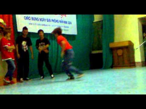DAI HOC SAO DO-Hip Hop 30-4 -1011