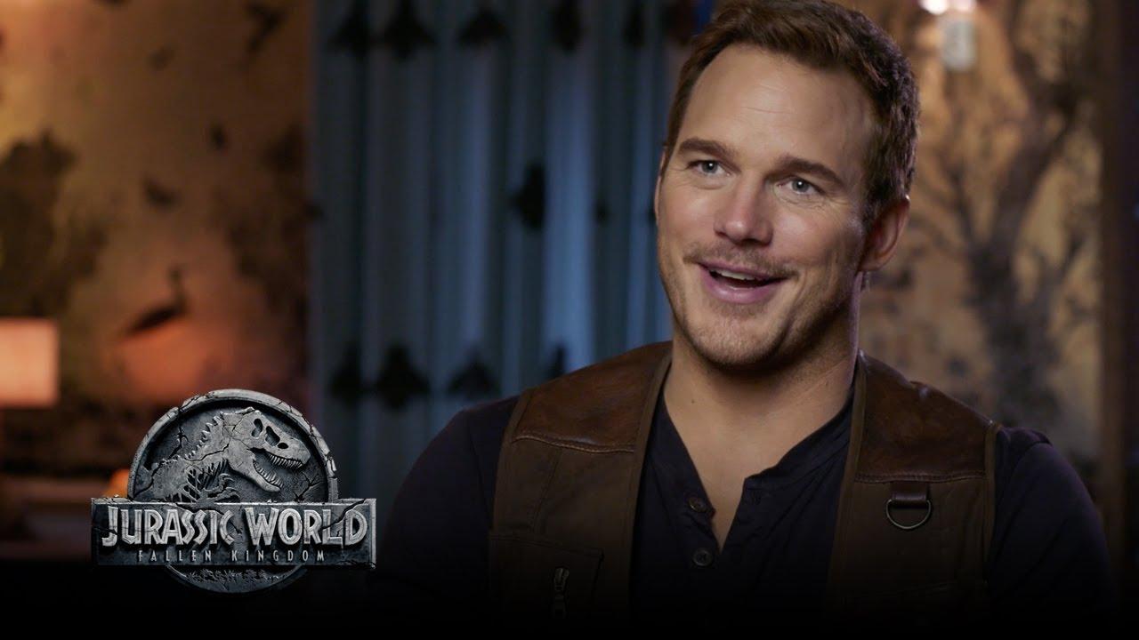 Download Jurassic World: Fallen Kingdom - Watch The Trailer Now! (Go Behind The Scenes) (HD)