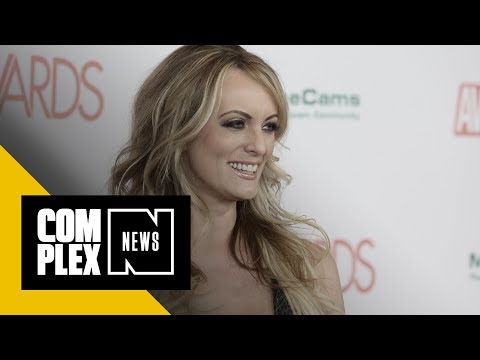 Porn Star Stormy Daniels Details Alleged Trump Affair in Revealing Interview from YouTube · Duration:  2 minutes 7 seconds