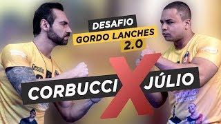 Desafio #69 - Gordo Lanches 2.0 (Corbucci X Julio) valendo R$1000