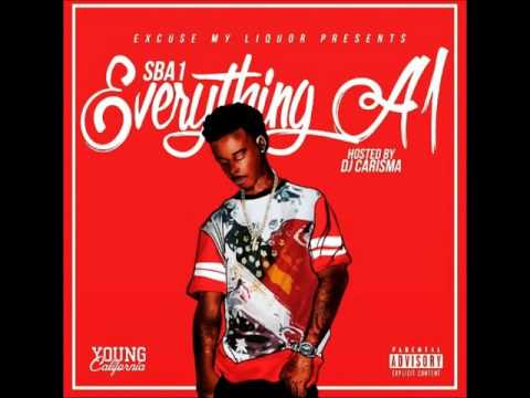 SBA1 - Bang Dat Ft. Teeflii [Everything A1]