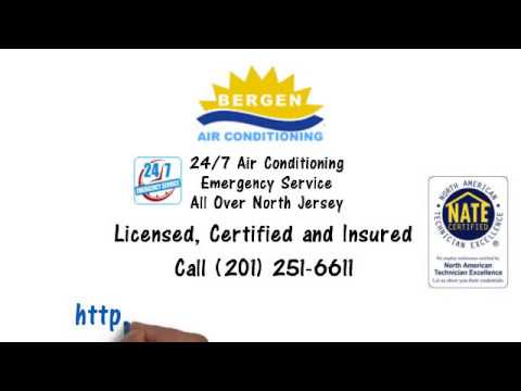 Bergen County New Jersey Air Conditioning Company (201)251-6611