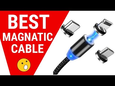 Best Magnetic USB Cable For Mobile 2020 | Magnetic Charging Cable | Zarpat