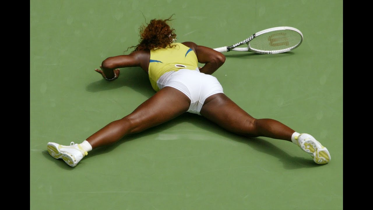 Oops serena william sports