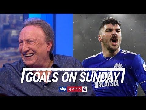 Why are Cardiff playing a right-back at striker?! | Neil Warnock | Goals on Sunday