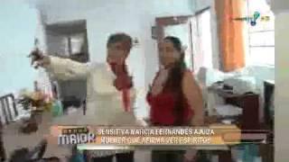 Márcia Fernandes fala sobre fantasmas e...
