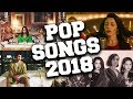 Top 50 Pop Songs of November 2018