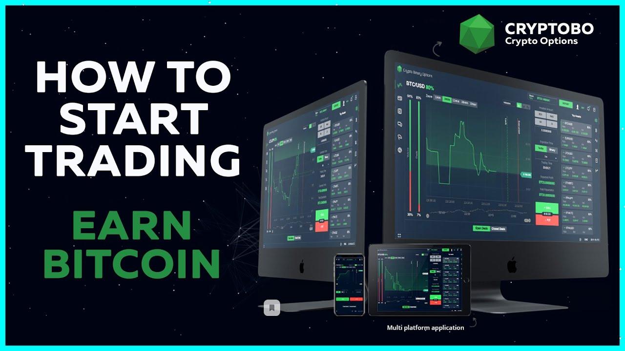 start trading bitcoin società commerciali online in canada