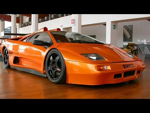 Gt6 Leash The Beast Lamborghini Diablo Gt2 Control Setup Youtube