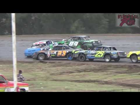 Salina Speedway - 9-30-18 - Mid America Clash 6 - Stock Car A Feature