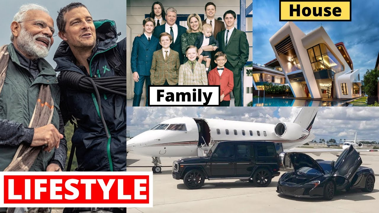 Bear Grylls Lifestyle, Income, House, Cars, Family, Biography, Net Worth, Wife & Man VS Wild