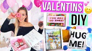 DIY VALENTINSTAG GESCHENKIDEEN 💕 Valentinstag 2018 schnell und einfach!