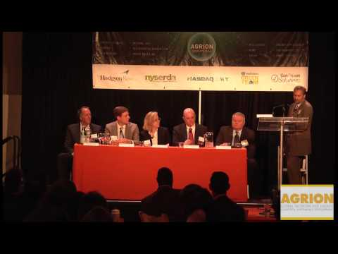 Smart Cities Leaders: The Future of Urban Resiliency - AGRION Disrupt 100+ Summit