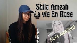 Baixar Shila Amzah - La Vie En Rose COVER _ REACTION