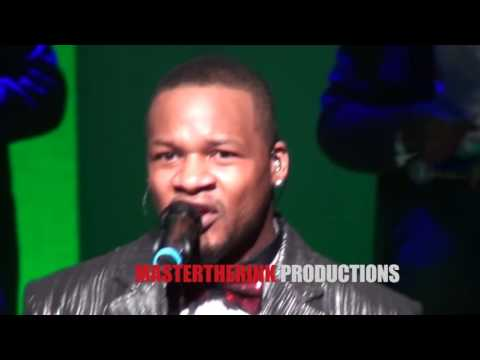 Jaheim honors Luther Vandross House is not a Home