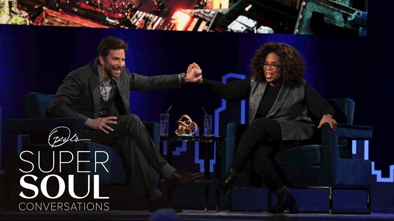 Bradley Cooper to Oprah: