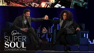 "Bradley Cooper to Oprah: ""You Changed My Life"" 