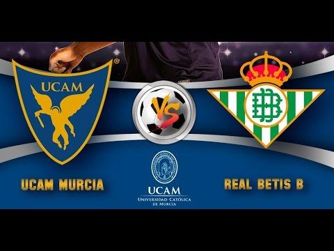 Universidad Católica de Murcia CF - Real Betis Balompié B