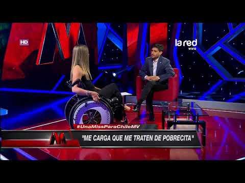 Paula Miranda y su adaptación tras el accidente que sufrió