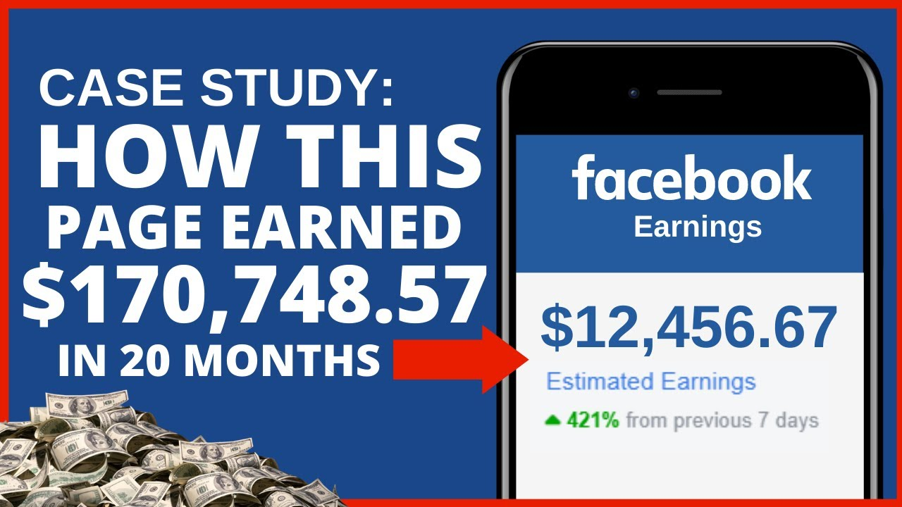 Case Study: How This Facebook Page Earned $170,748.57 In 20 Months