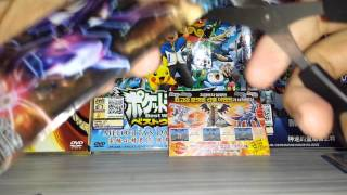 Pokemon megalo canon korean booster packs opening Thumbnail