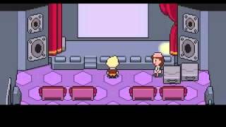 Mother 3 small unused cutscene