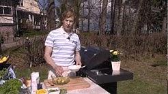 Saunaillan savuisa salaatti
