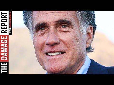 Romney Writes Trump Strongly Worded Tweet