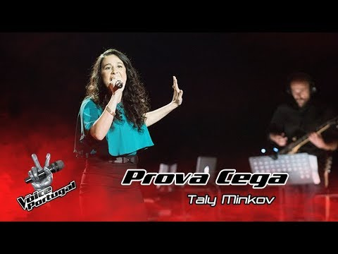 "Taly Minkov - ""House of the Rising Sun""   Prova Cega   The Voice Portugal"