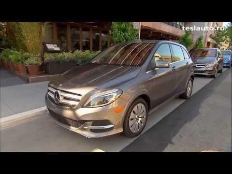 Электромобиль Mercedes-benz Electric drive РУССКИЙ ОБЗОР Электромобиль Mercedes-benz Electric drive