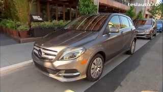 видео: Электромобиль Mercedes-benz Electric drive РУССКИЙ ОБЗОР Электромобиль Mercedes-benz Electric drive