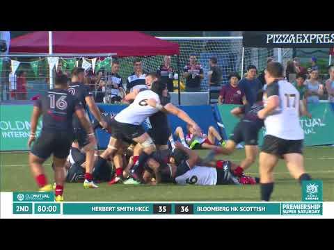 HKRU Men's Premiership 2017/18 highlight show - Round1