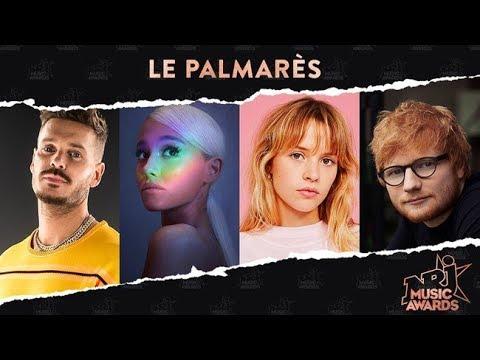 Tous Les Gagnants De La Cérémonie Des NRJ Music Awards (NMA) 2019 #NRJ#NRJMusicAwards2019