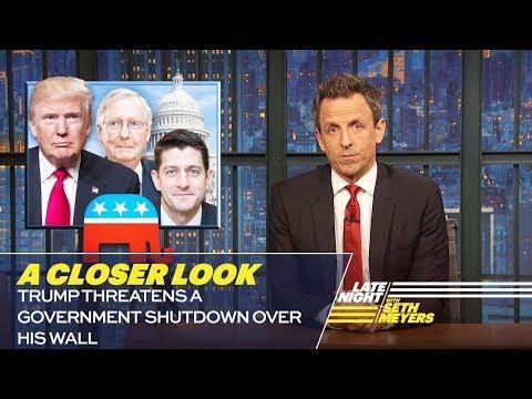 Trump Threatens a