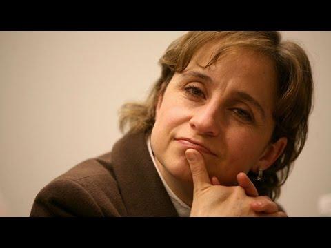¿Por qué despidieron a Carmen Aristegui?