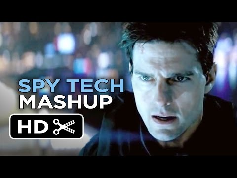 Crack the Code - Ultimate Spy Tech Movie Mashup (2014) HD