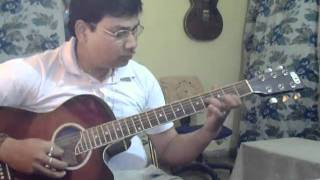 Zara zara behekta hai solo on Guitar