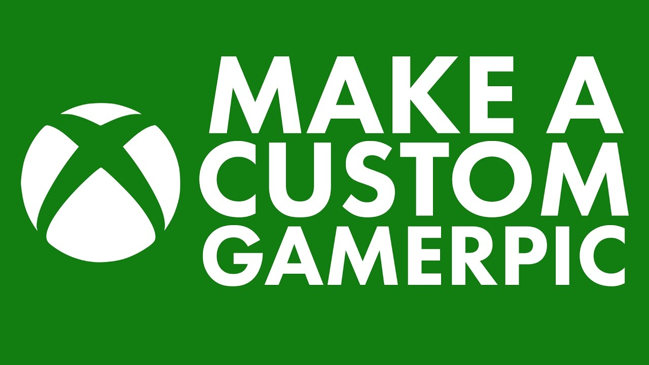Tutorial how to create your own xbox one gamerpic 2017 - Xbox one wallpaper template ...