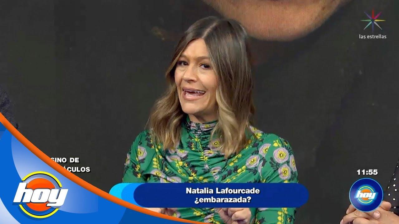 Natalia lafourcade embarazada el casino de los for Los espectaculos de hoy