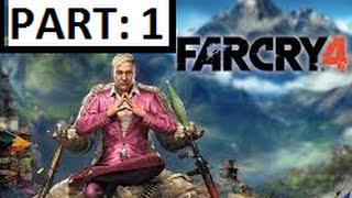 Far Cry 4 - Campaign Walkthrough Part 1 - Mission 1 PS3 HD