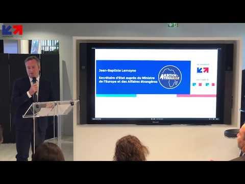 #BusinessFrance | #AmbitionAfrica 2018 - Conférence de presse