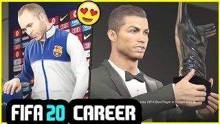 FIFA 20 Career Mode: 8 More Features EA Should Copy From PES Career Mode - Vapex Karma